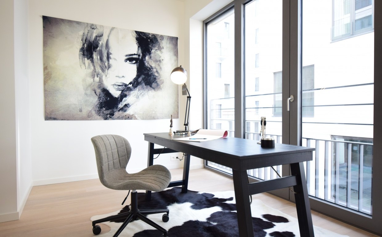 design kantoor, casanova vastgoedstyling, huur een luxeinterieur