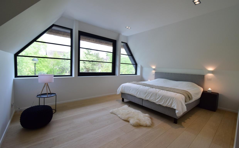 mooi opgemaakt bed, casanova vastgoedstyling, cambier de nil , camconstruct, nordic slaapkamer, gezellige slaapkamers