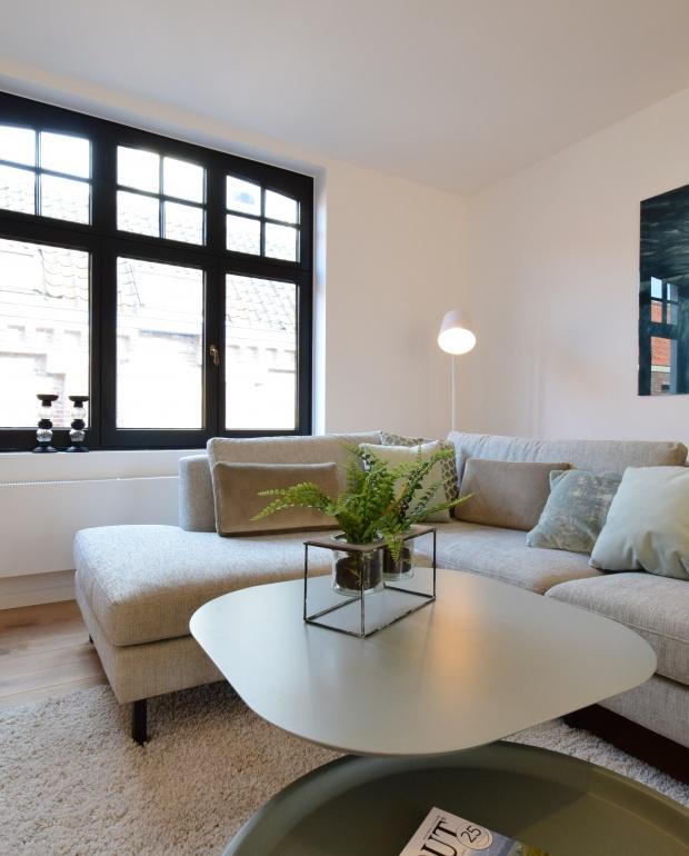 casanovavastgoedstyling, huur een interieur, scandinavische interieurs, vastgoedstyling, verkoopsstyling, koen van loocke, casa nova , wonen in brugge, unieke woning in brugge, luxueuse interieuren brugge, zuiver, a frame, albert chair