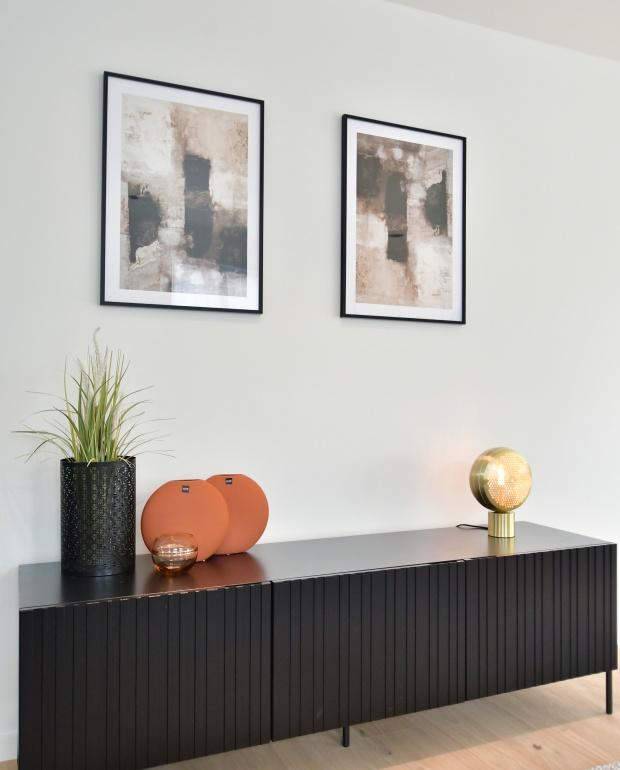 oostkerke, villa styling, huur een luxe interieur