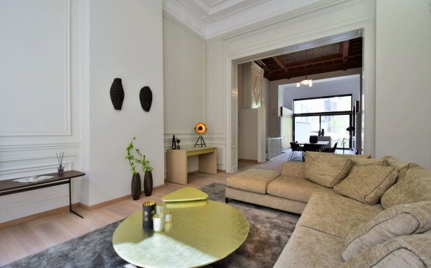 la concorde elsene, te koop brussel, ixelles for sale, sanpatrignano, gouden meubelen, golden furniture, Casanova vastgoedstyling, wonen in de hoofdstad,luxury real estate, real estate brussels, mansion for sale,
