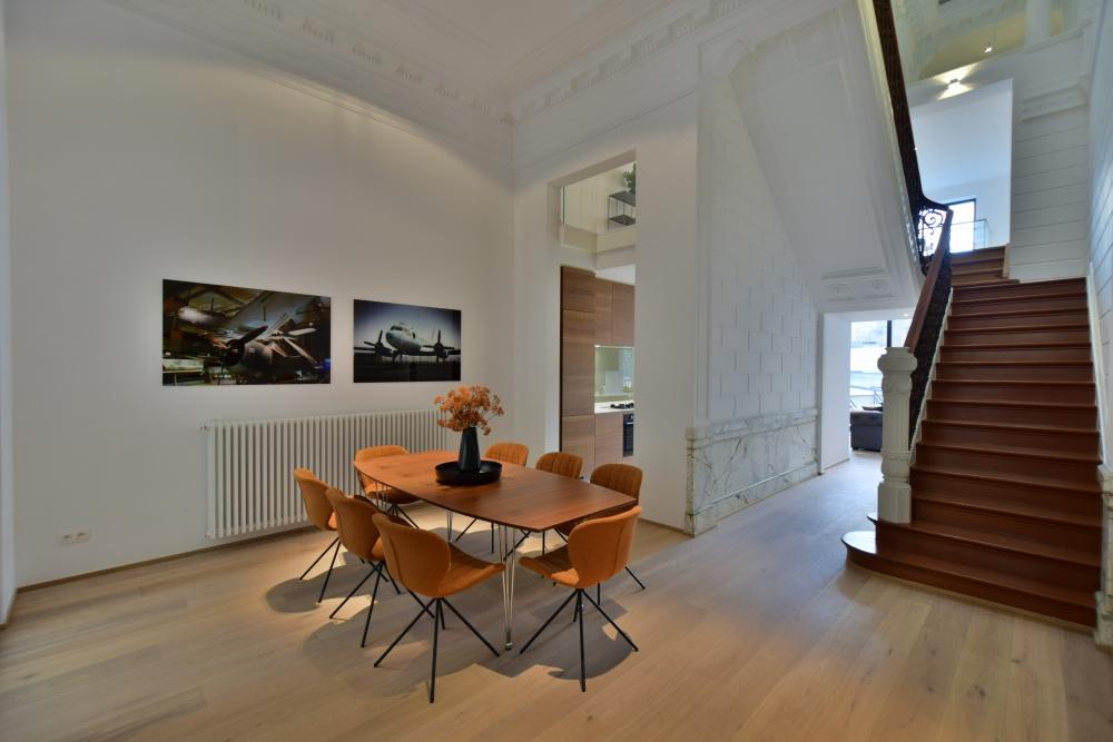 rue de la concorde, bruxelles, luxe interieur, casanova vastgoedstyling, homestaging, housestyling