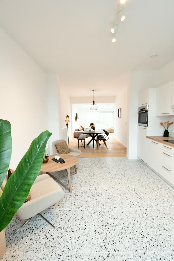 sono invest, casanova vastgoedstyling, terrazzo vloer, design interieur, interieurstyling