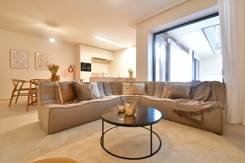 one carlton, Knokke, casa nova vastgoedstyling, interieur advies