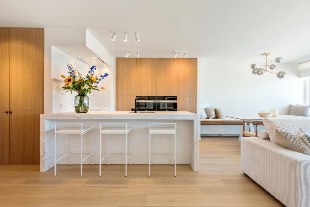 grand hotel knokke, casa nova vastgoedstyling, styling, appartement aan zee, knokke